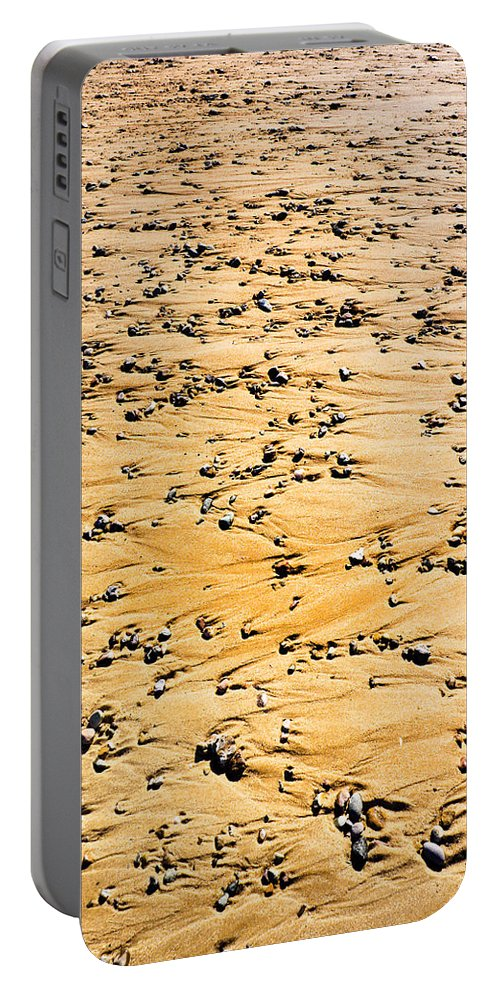 Cape Cod Portable Battery Charger featuring the photograph Emotion Motion by Greg Fortier