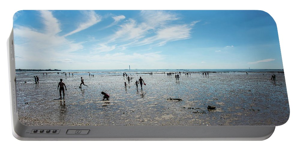 Essex Portable Battery Charger featuring the photograph English Summer by Jonathan Harbourne