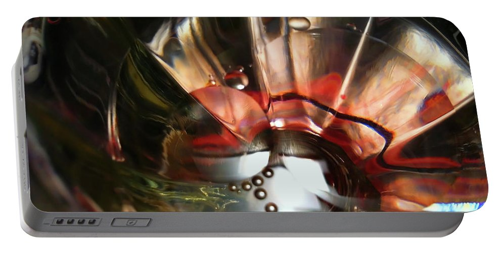 Water Portable Battery Charger featuring the photograph Escape Convention by Donna Blackhall
