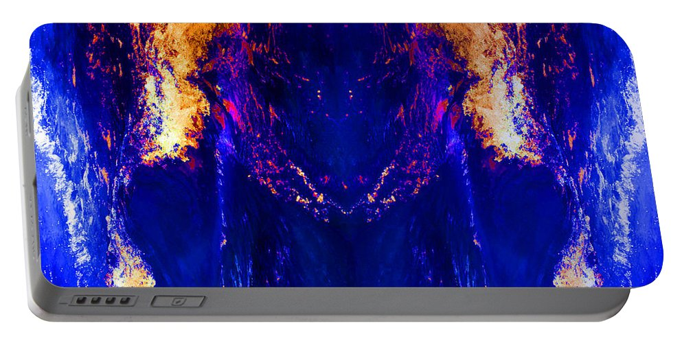 Escape The Within Portable Battery Charger featuring the photograph Escape The Within by Ray Shrewsberry