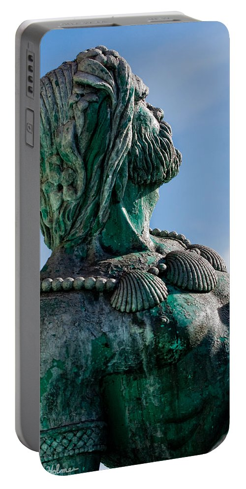 Christopher Holmes Photography Portable Battery Charger featuring the photograph Eternal Repose by Christopher Holmes
