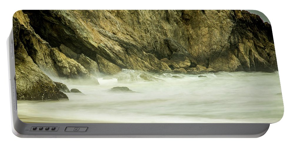 Beach Portable Battery Charger featuring the photograph Ethereal Beach 1 by Tony Noto