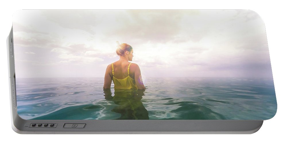 Eutierria Portable Battery Charger featuring the photograph Eutierria by Nicklas Gustafsson