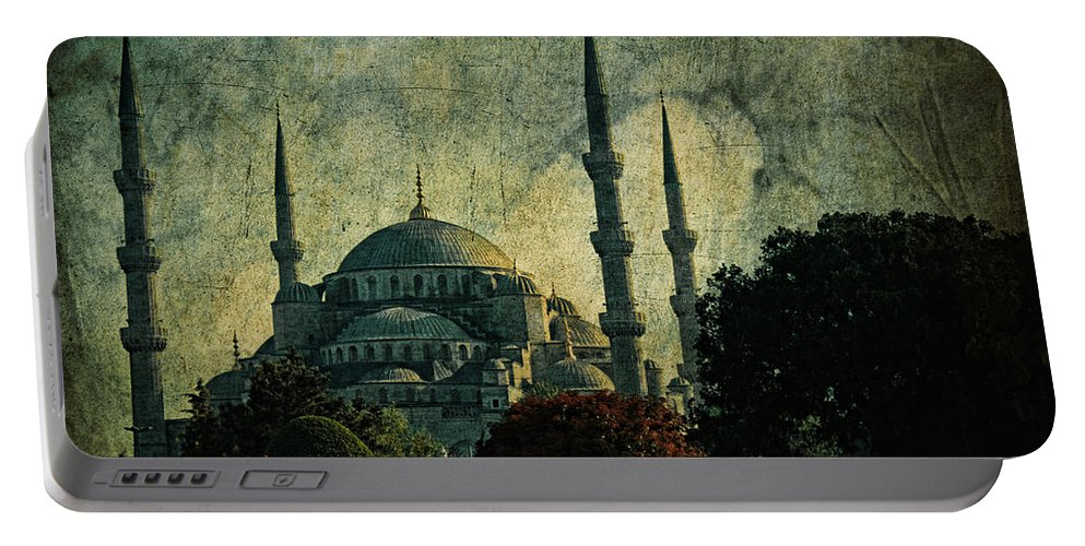 Turkey Portable Battery Charger featuring the photograph Eventide by Andrew Paranavitana