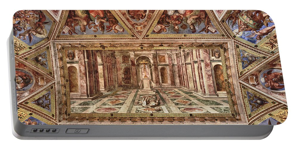 Italy Portable Battery Charger featuring the photograph Everlasting Awe by Janet Fikar