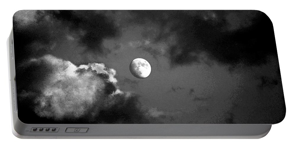 Sky Portable Battery Charger featuring the photograph Eye In The Sky by Steve Karol