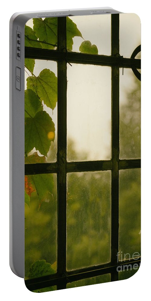 Old Portable Battery Charger featuring the photograph Fall Escape by Margie Hurwich
