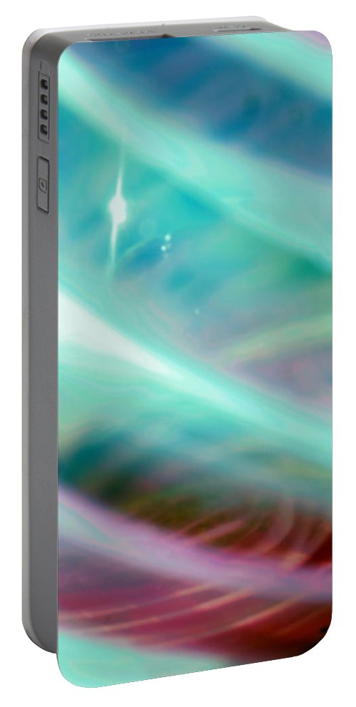 Digital Art Portable Battery Charger featuring the photograph Fantasy Storm by Scott Wyatt