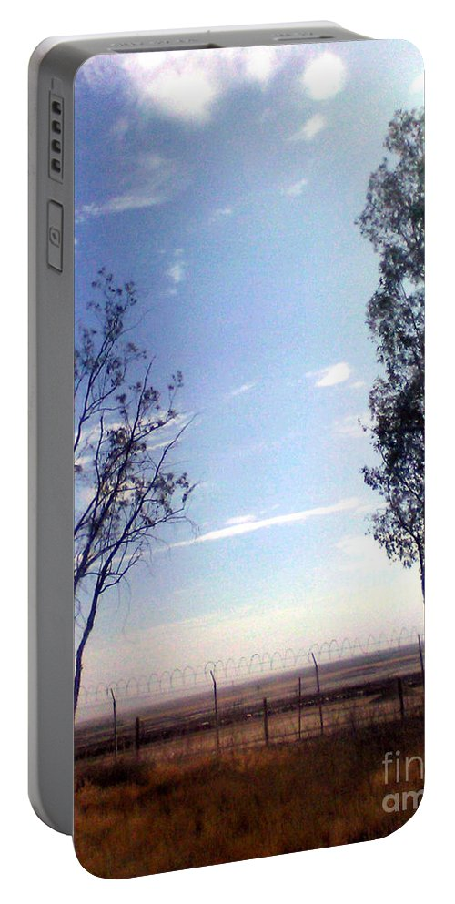 Portable Battery Charger featuring the photograph Find Meaning In Every Shot by Megan Vega