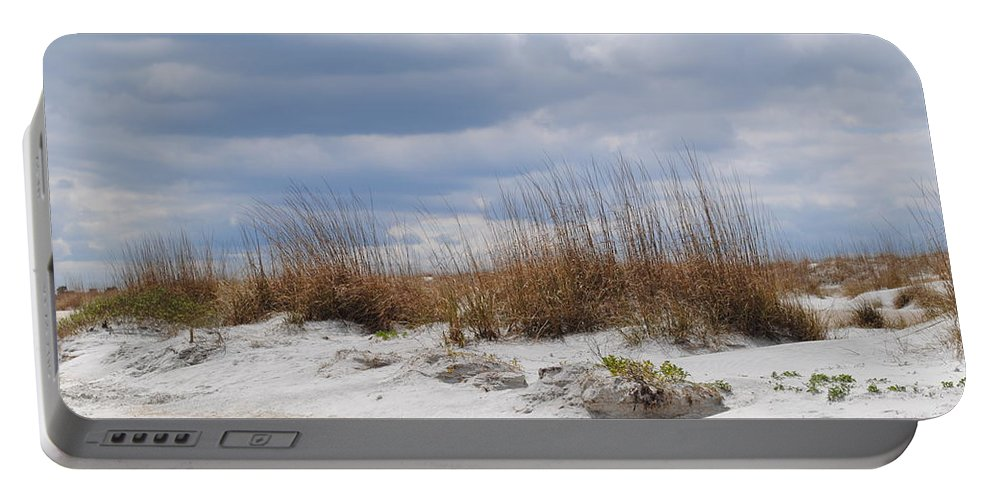 Florida Portable Battery Charger featuring the photograph Florida Sand by Jost Houk