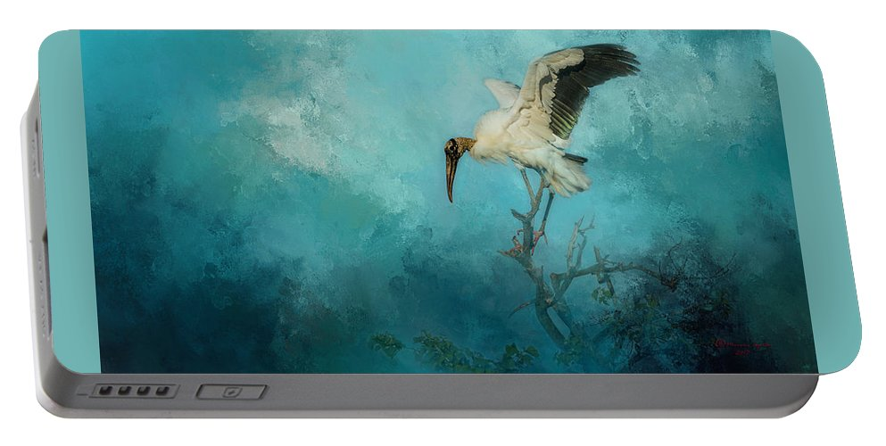 Birds Portable Battery Charger featuring the photograph Free Will by Marvin Spates
