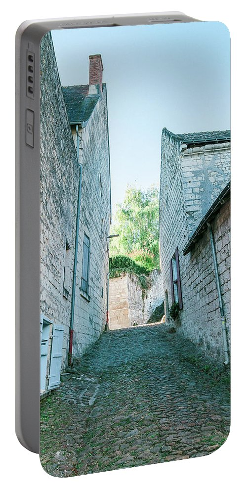 France Portable Battery Charger featuring the photograph French Village by Luis Ganilho