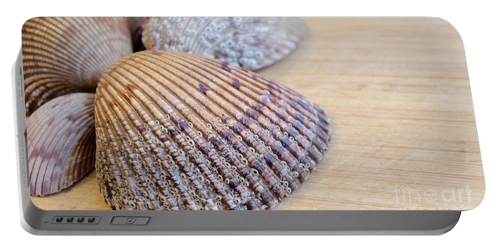 Marine Portable Battery Charger featuring the photograph From The Beach by Andrea Anderegg