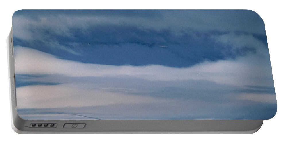 San Luis Valley Portable Battery Charger featuring the photograph Frosted San Luis Valley - Colorado by Soli Deo Gloria Wilderness And Wildlife Photography