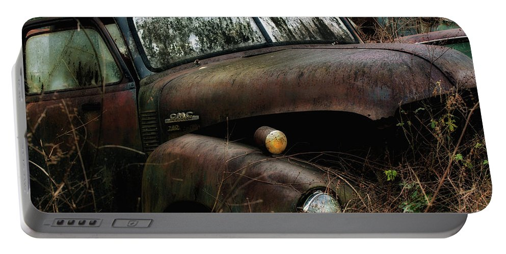 Gmc 280 Portable Battery Charger featuring the photograph Gmc280 by Francine Hall