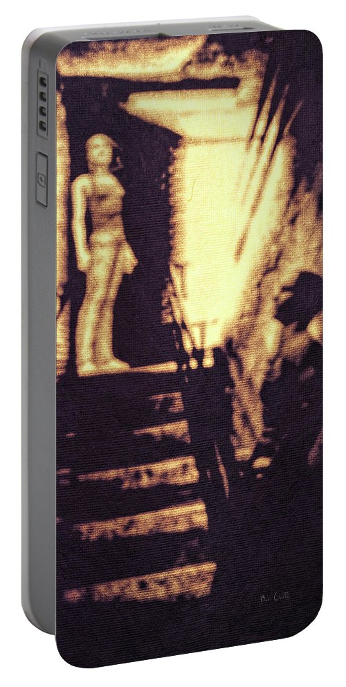 Saudade Portable Battery Charger featuring the photograph Good Neighbors by Bob Orsillo