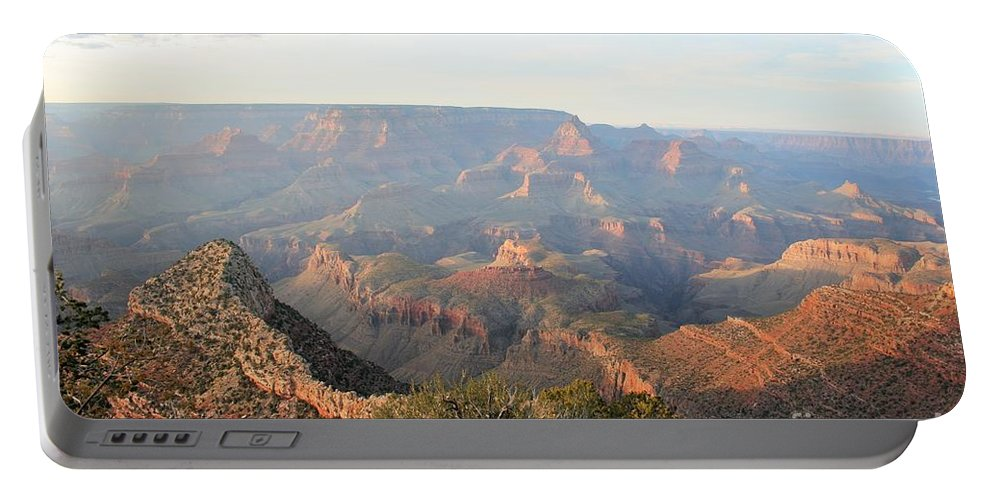 Canyon Portable Battery Charger featuring the photograph Grand Canyon 6 by John Knoppers