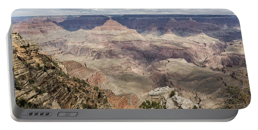 Grand Canyon Portable Battery Charger featuring the photograph Grand Canyon No. 2 by Belinda Greb