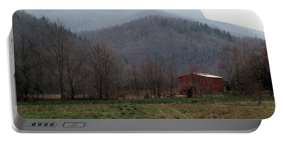 North Carolina Portable Battery Charger featuring the photograph Grandfather Mountain by Richard Rizzo