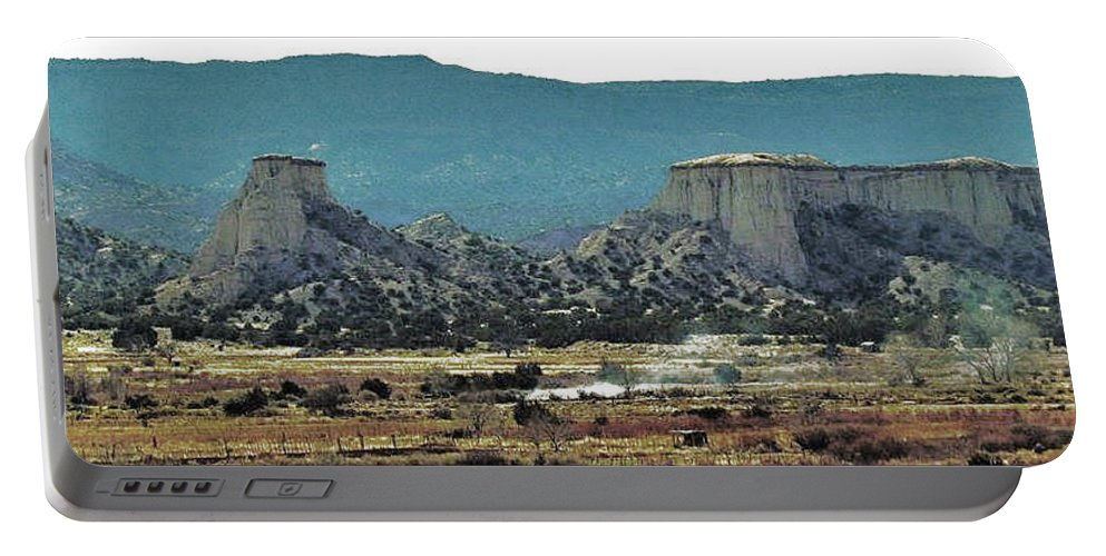 Portable Battery Charger featuring the photograph Great Plains by Keith Peacock