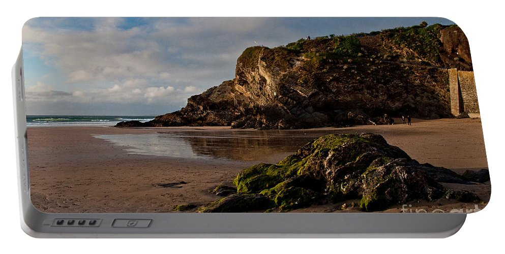 Beach Portable Battery Charger featuring the photograph Great Western Beach by Rob Hawkins