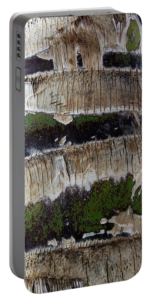 Outdoor Portable Battery Charger featuring the photograph Green Trees by Munir Alawi