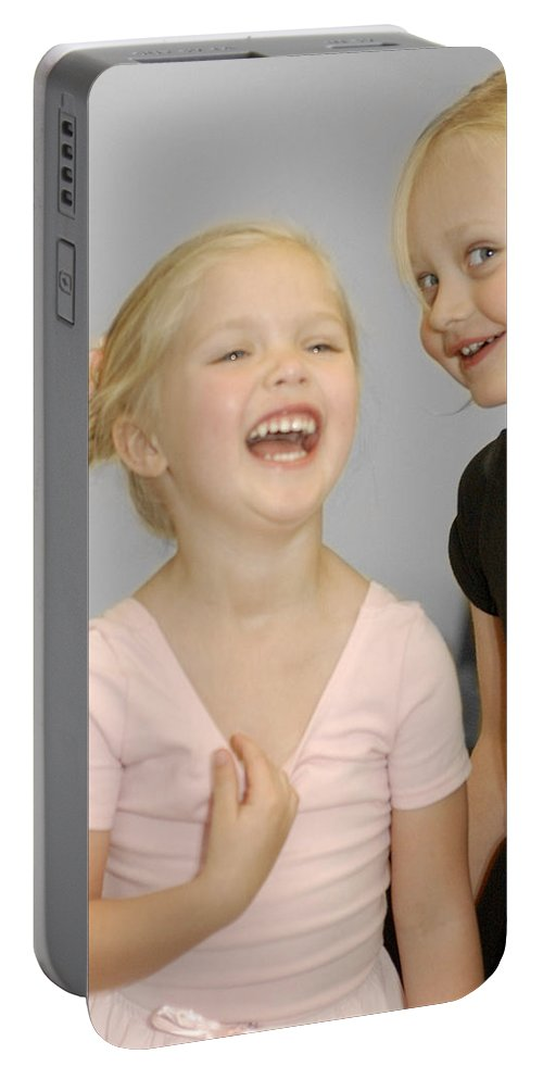 Happy Contest Portable Battery Charger featuring the photograph Happy Contest 13 by Jill Reger