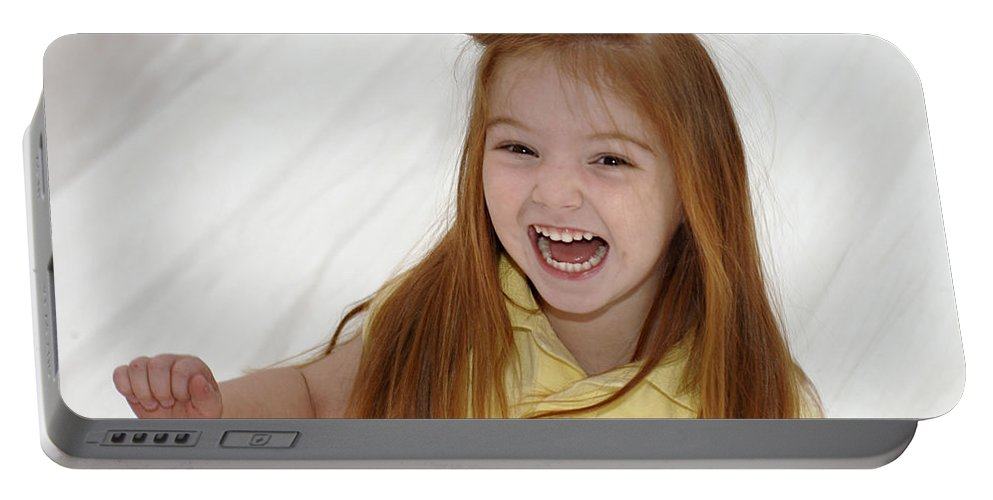 Happy Contest Portable Battery Charger featuring the photograph Happy Contest 6 by Jill Reger
