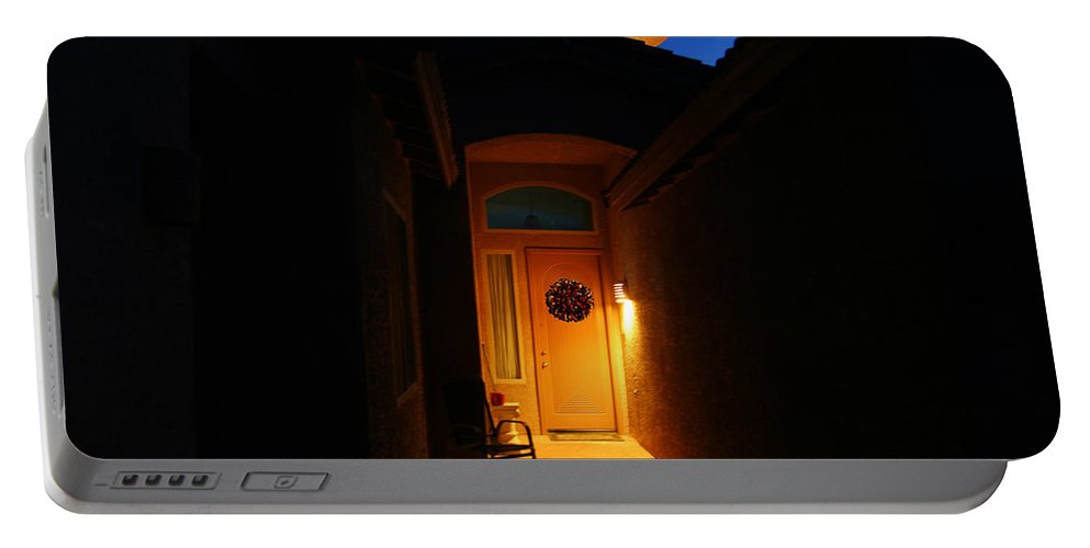 House Portable Battery Charger featuring the photograph Happy Holidays by Joe Kozlowski