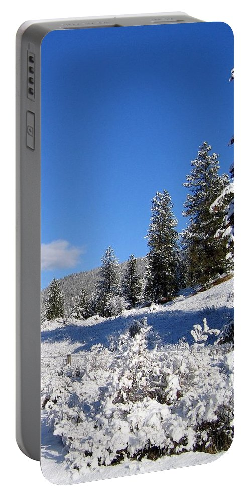 Trails Portable Battery Charger featuring the photograph Happy Trails by Will Borden