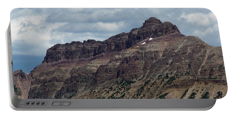 Hayden Peak Portable Battery Charger featuring the photograph Hayden Peak by Julie Tanner