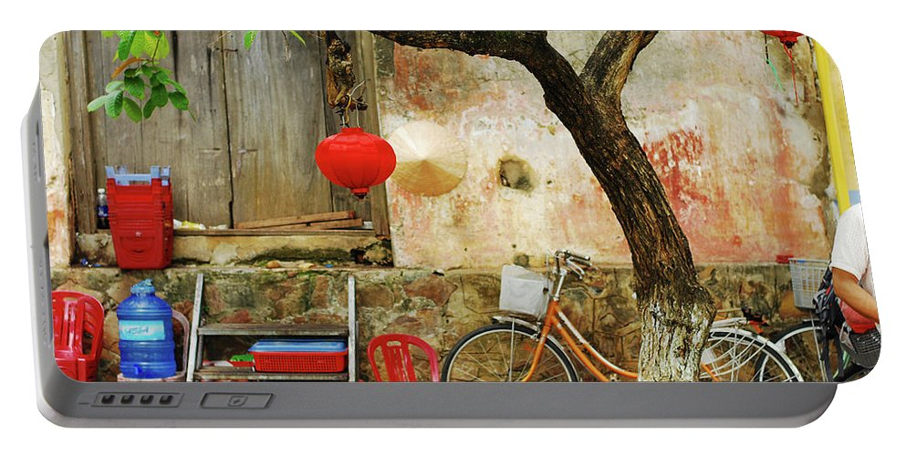 Hoi An Portable Battery Charger featuring the photograph Hoi An 6 by Ben Glasgow