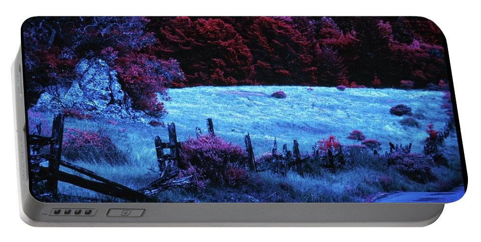 Nature Portable Battery Charger featuring the photograph Homage To Michael by Camera Or Bust