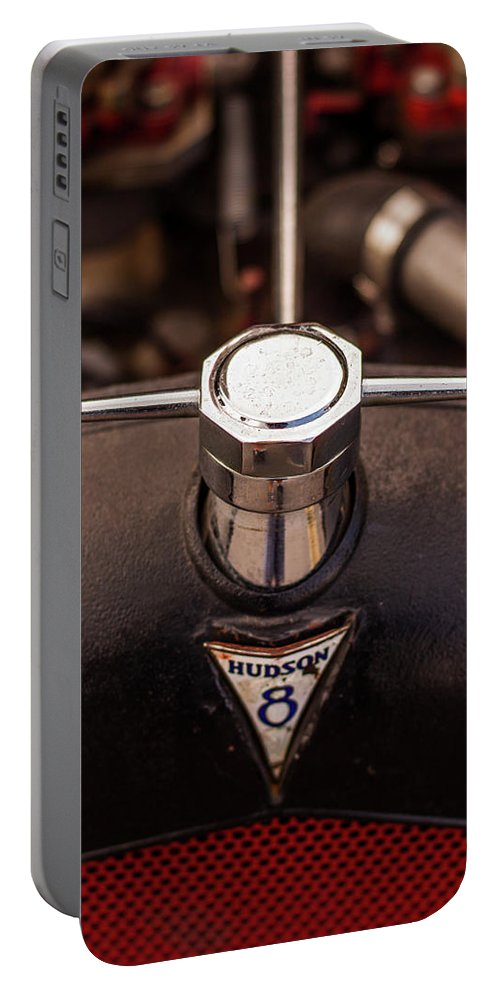 Hudson Portable Battery Charger featuring the photograph Hudson by Per Magnus Skold