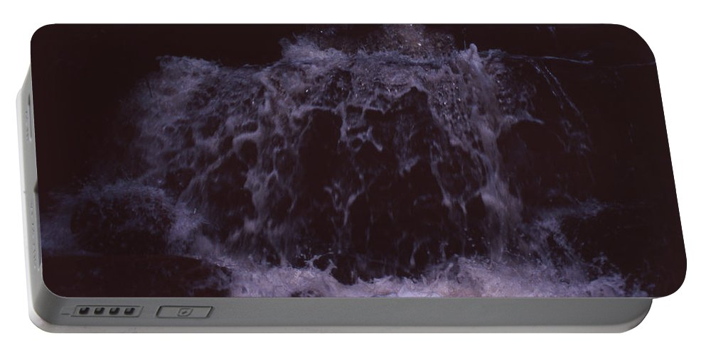 Bahia Portable Battery Charger featuring the photograph In A Bahian Waterfall by Patrick Klauss