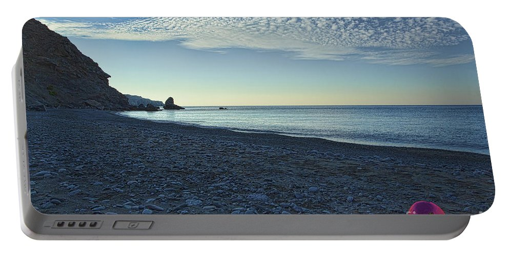 Crete Portable Battery Charger featuring the photograph In Search Of Atlantis-5 by Casper Cammeraat