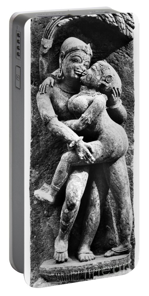 12th Century Portable Battery Charger featuring the photograph India: Sculpture by Granger