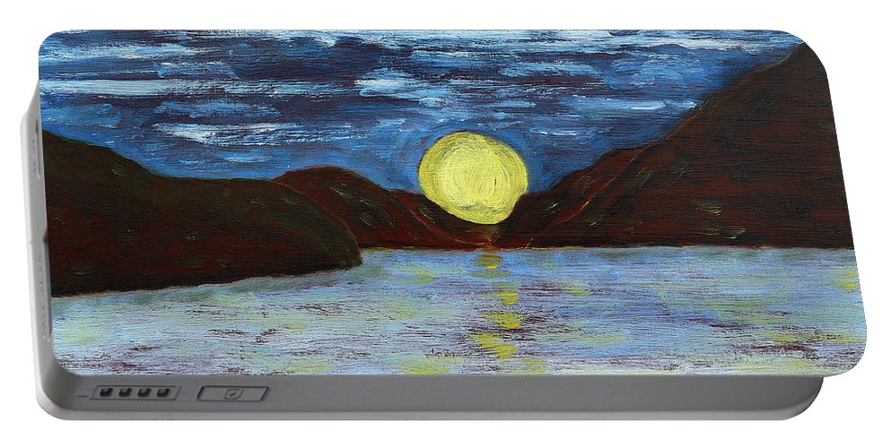 Landscape Portable Battery Charger featuring the photograph Irish Landscape 17 by Patrick J Murphy