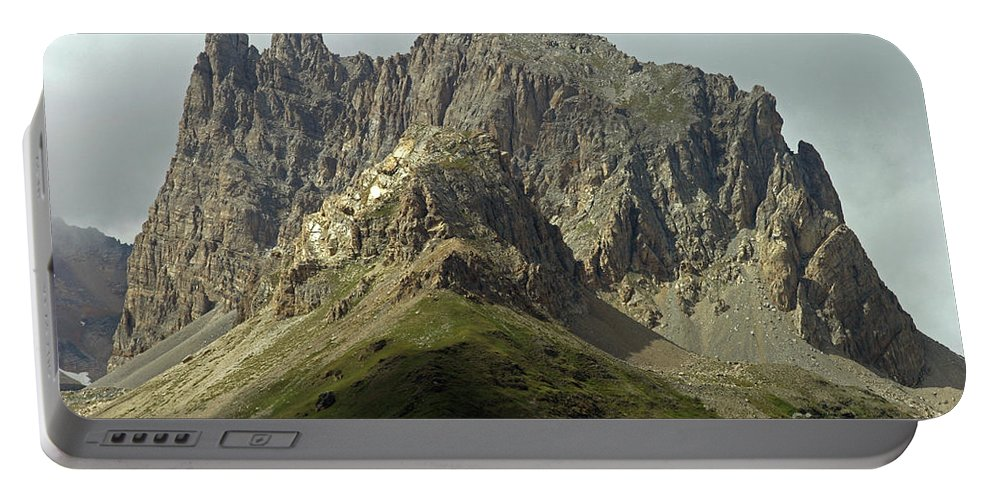 Italy Portable Battery Charger featuring the photograph Italian Alps by Amos Dor