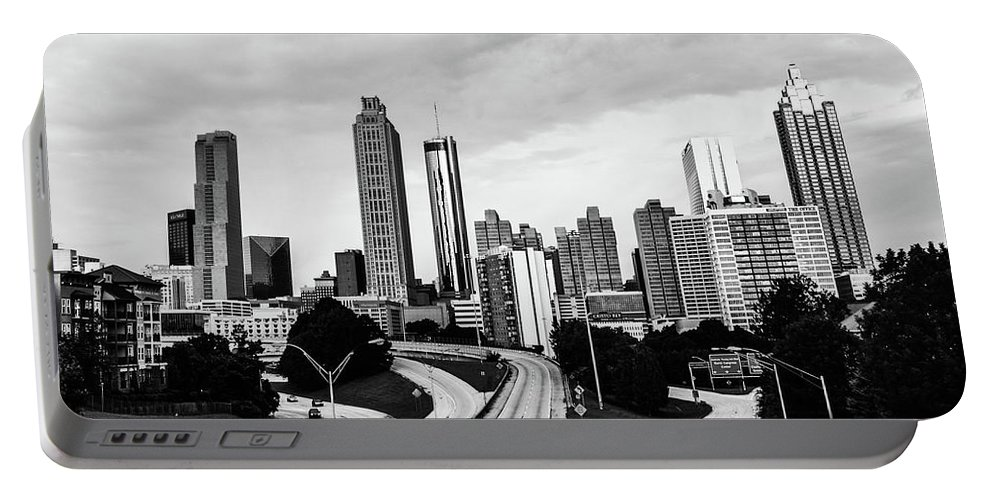 Atlanta Portable Battery Charger featuring the photograph Atl by Kennard Reeves