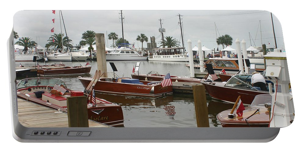 Yacht Portraits Portable Battery Charger featuring the photograph Keels And Wheels by Jack Pumphrey