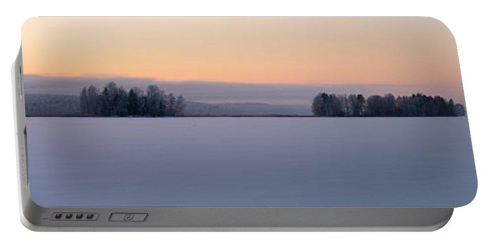 Lehtokukka Portable Battery Charger featuring the photograph Kulovesi 6 by Jouko Lehto