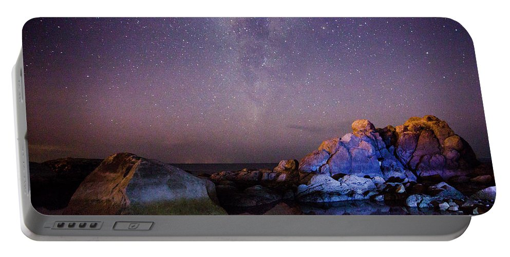 Landscape Portable Battery Charger featuring the photograph Landscape Series 13 by George Cabig
