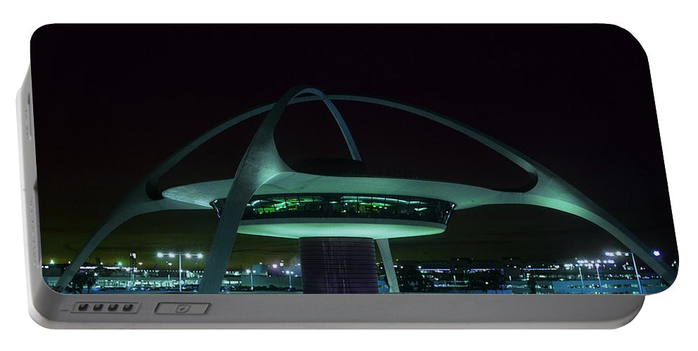 Lax Encounter Restaurant Portable Battery Charger featuring the photograph Lax Encounter Restaurant by Steve Williams
