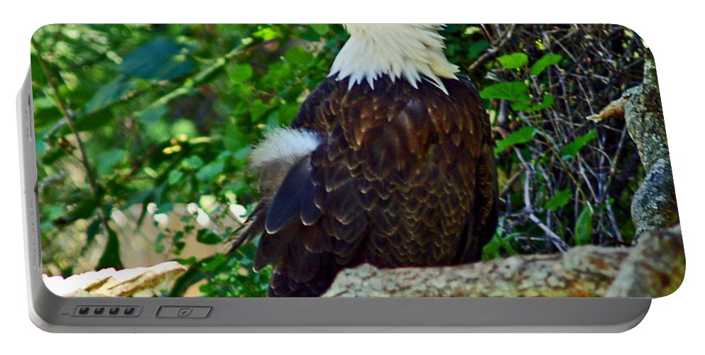 Fine Art Photography Portable Battery Charger featuring the photograph Let Freedom Ring by Patricia Griffin Brett