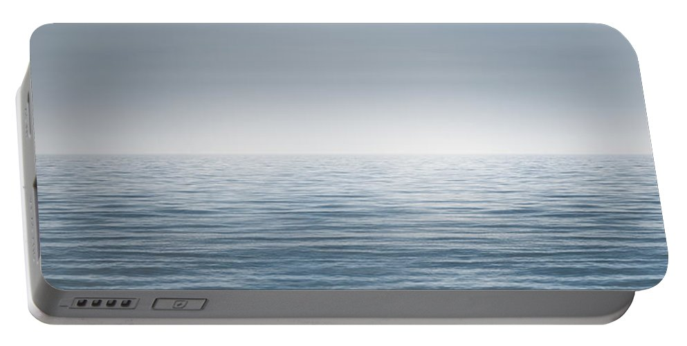 Water Portable Battery Charger featuring the photograph Limitless by Scott Norris