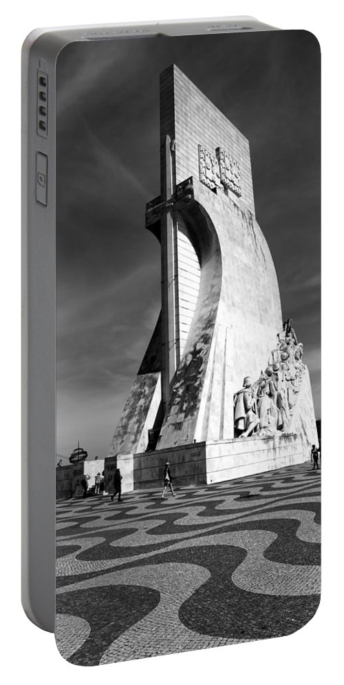 Lisbon Portable Battery Charger featuring the photograph Lisbon 13b by Andrew Fare