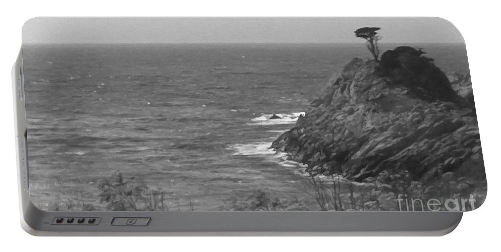 Landscapes Portable Battery Charger featuring the photograph Looking West by Rick Maxwell