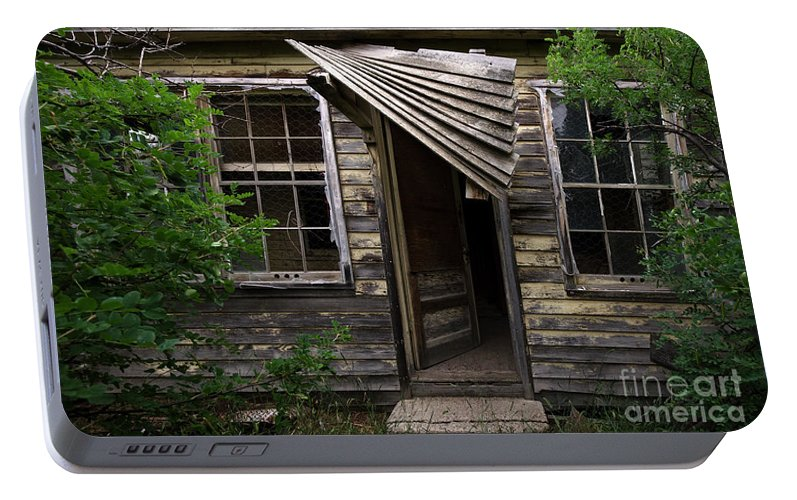 Building Portable Battery Charger featuring the photograph Lost Dreams 4 by Bob Christopher