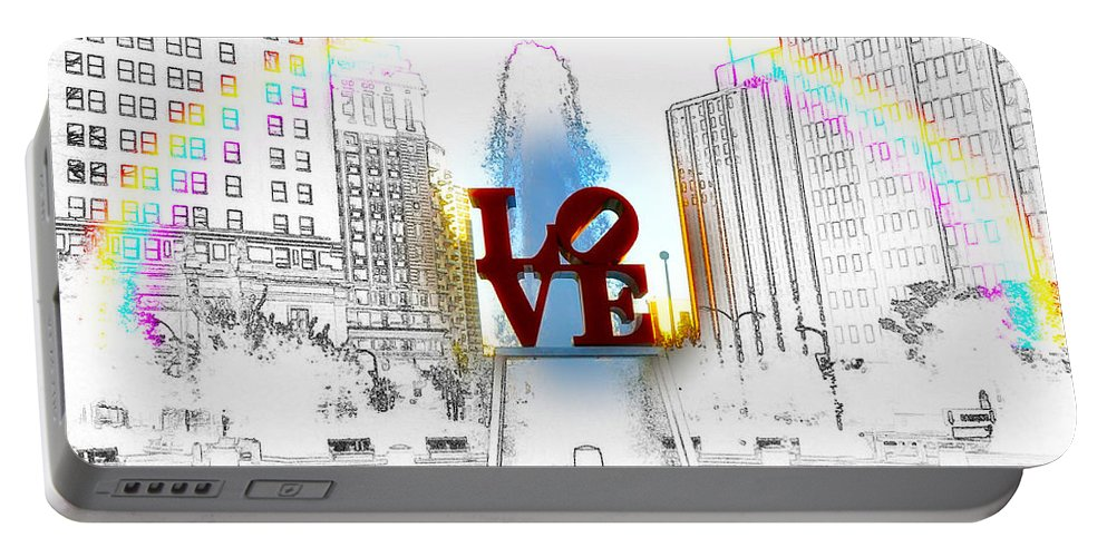 Love Portable Battery Charger featuring the photograph Love by Bill Cannon